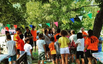 Summer camp: open day nei luoghi dell'Orsa